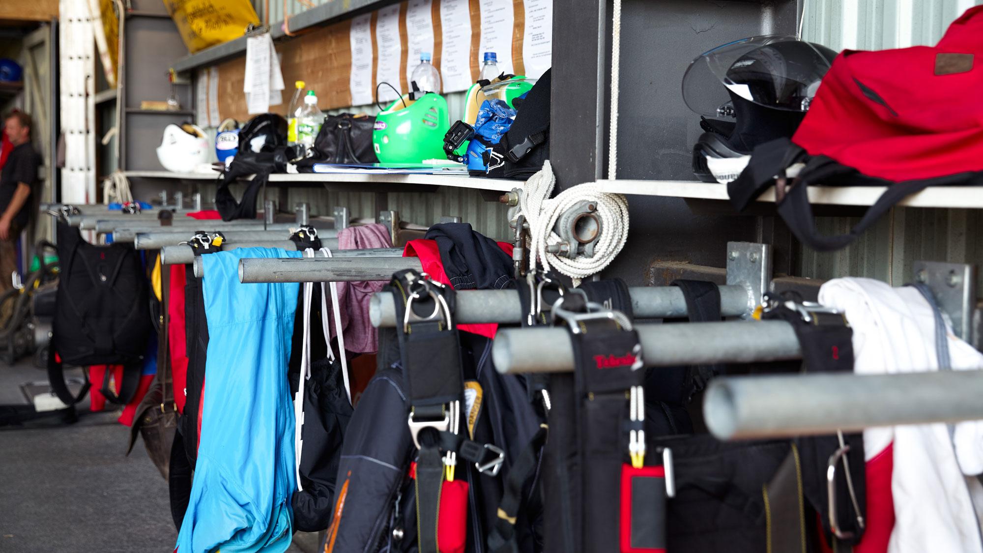 Fallschirmsport-Ausrüstung kaufen