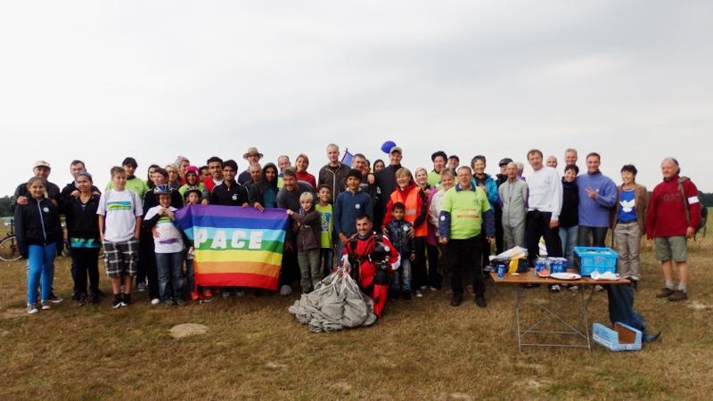 Tour de Tolerance zu Gast in Fehrbellin