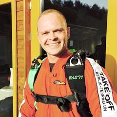 TAKE OFF Fallschirmsport - Unser Team: Basti Wulsch